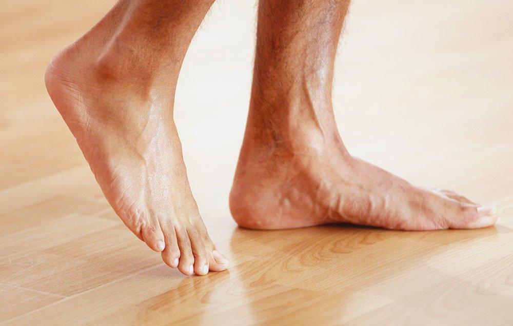 Human-Feet